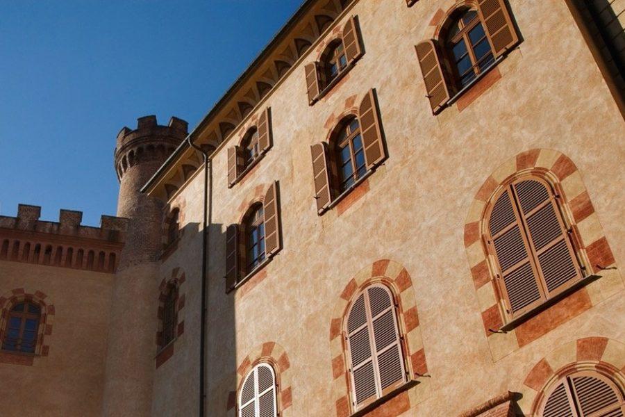La storia del Castello di Barolo